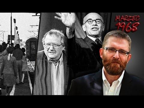 """Grzegorz Braun: czerwoni antysemici i nowe """"stalinięta"""". Prawda o Marcu'68"""