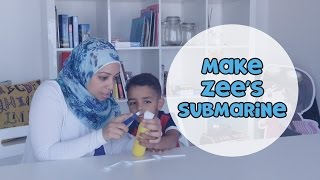 make the adventures of zee submarine   make it yourself s02e03
