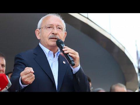CHP lideri Kılıçdaroğlu: Türkiye'de adalete güven yüzde 30'lara düştü