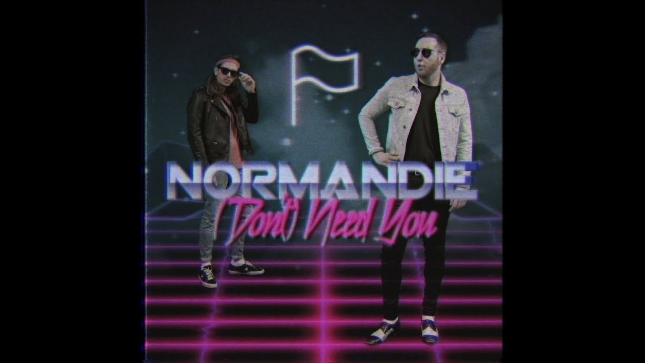 Normandie - (Don't) Need You | Synthwave Music Video