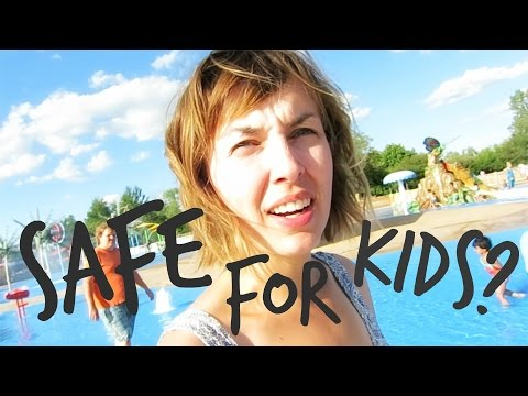 AFRICAN LION SAFARI SAFE FOR KIDS? | AmandaMuse