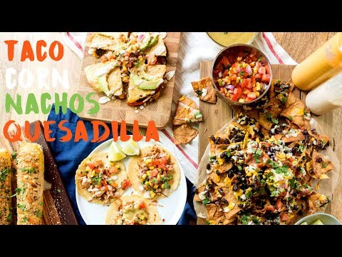 How to Make Every Popular Mexican Vegan Dish