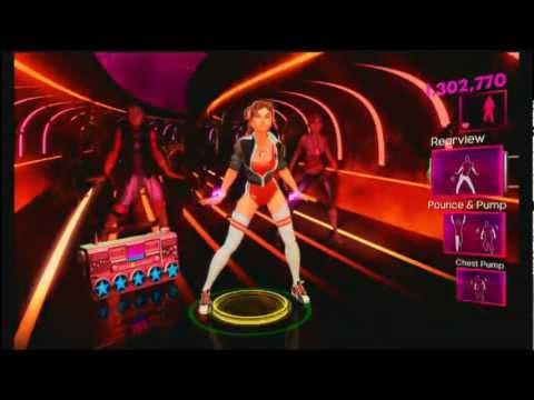 Dance Central 2 - N.E.R.D - Lapdance 5*