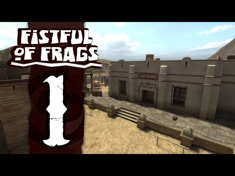 Fistful of Frags - E01 | s Wolfem a Martošem
