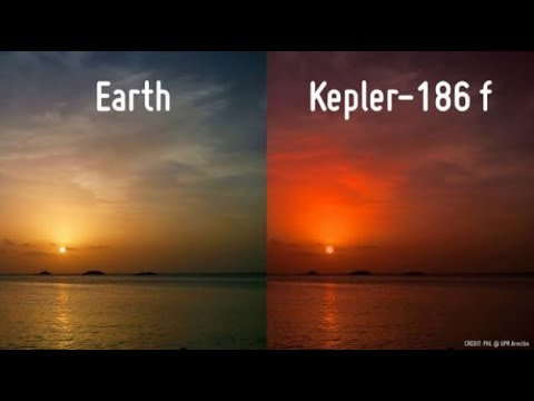 New NASA Evidence 2016! Kepler-186F ---  Humanity's next home!