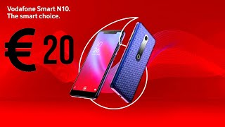 Vodafone Smart N10 || UNBOXING || Review || €20 || in 2019 ||