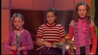 og3ne in 2007 tijdens het junior songfestival