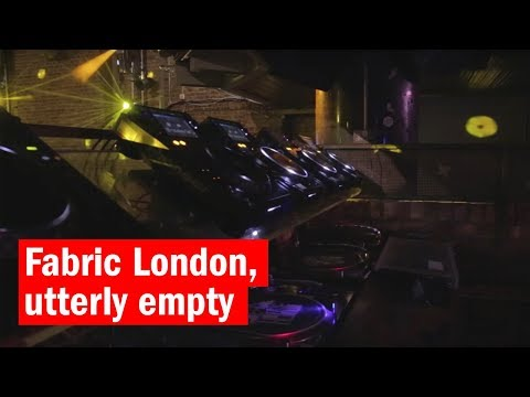 Fabric London, utterly empty | City Secrets | Time Out London