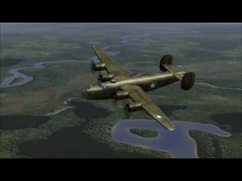 【IL-2】陸軍空戦記番外編12「ニューギニア戦線 爆撃下のラバウル軍港」