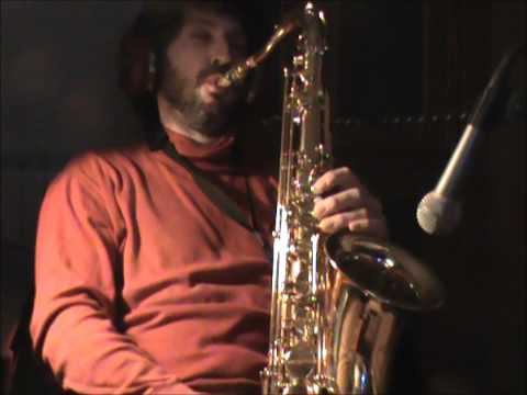 """Cosmological Expansion"" Sax solo by Piertomas Dell'Erba"