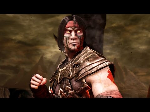 Mortal Kombat X - Endless Tower with Liu Kang (Dragon's Fire)