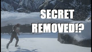 Huge Secret REMOVED with the New Naturalist DLC in Red Dead Redemption 2!