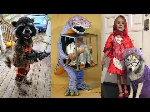 Most Creative Halloween Costume Ideas Ever