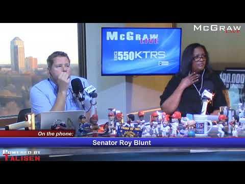 Senator Roy Blunt Feels Confident Tax Bill Will Pass