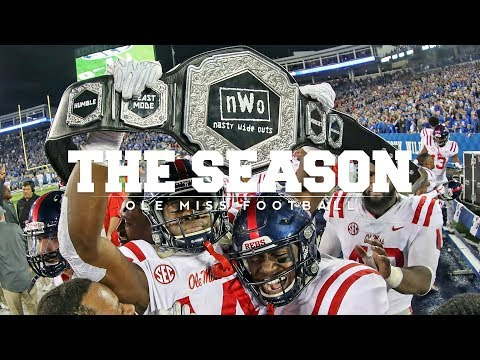 The Season: Ole Miss Football - Kentucky (2017)