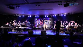 30 April, 2013   International Jazz Day @ Tbilisi Event Hall   Tbilisi Big Band