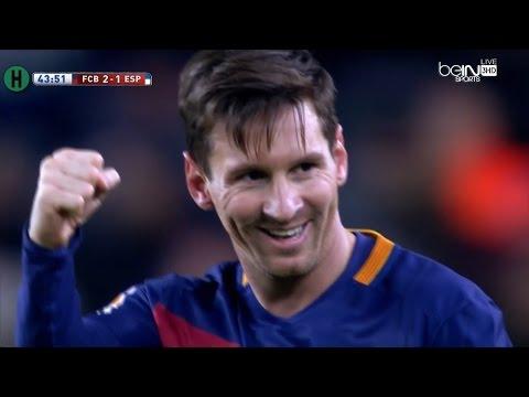 هدف ميسى الخرافى على إسبانيول بتعليق عصام الشوالى 6-1-2016