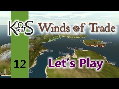 Winds Of Trade Ep 12: Repurposing - First Look - Let's Play, Gameplay