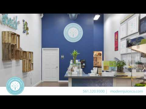 Modern Juice Company | Restaurants in Jupiter