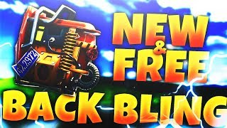 "How to get FREE NEW ""RUSTBUCKET"" BACKBLING in FORTNITE - NEW RUSTBUCKET BACKBLING for FREE"