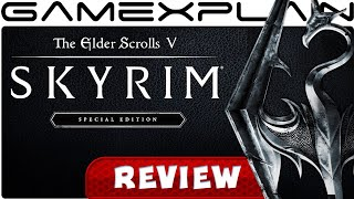 The Elder Scrolls V: Skyrim - REVIEW (Nintendo Switch) (Video Game Video Review)