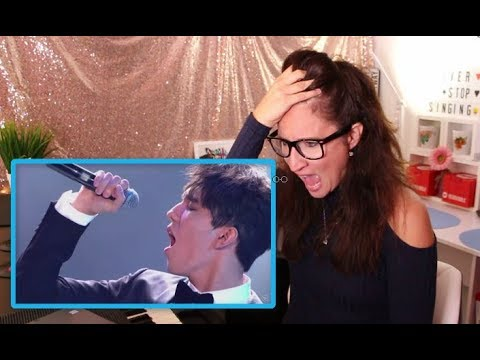 Vocal Coach REACTS to DIMASH- SOCHI PERFORMANCE- (Sinful passion)