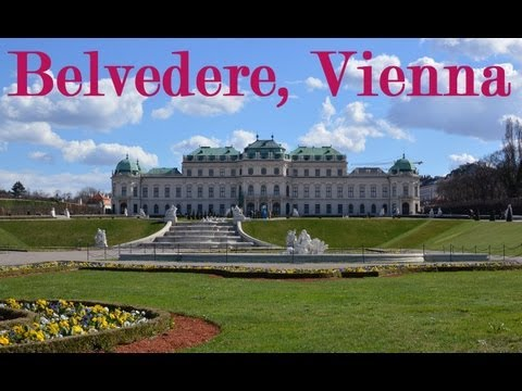 Belvedere Palace in