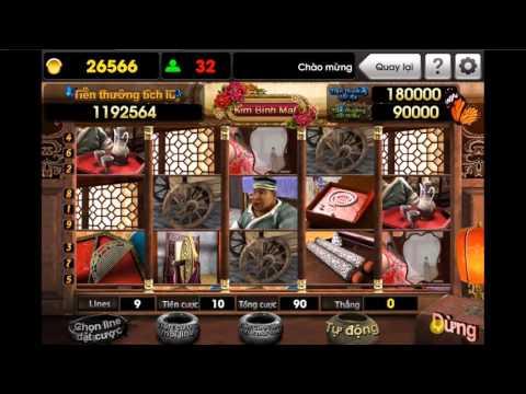 EGCITY SLOT GAMES - KIM BINH MAI