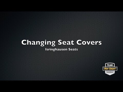 Changing Seat Covers - Isringhausen Seats