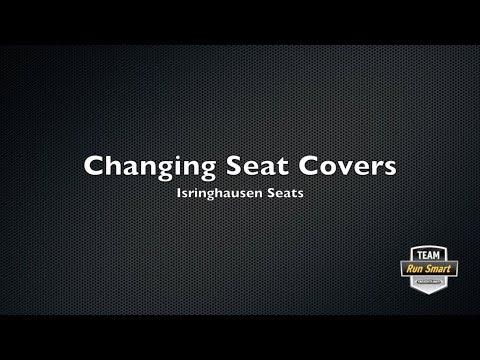 Changing Seat Covers - Isringhausen Seats