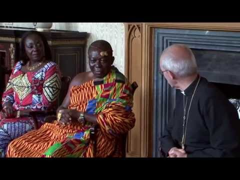 OTUMFUO OSEI TUTU II VISITS LAMBETH PALACE online watch, and free download video or mp3 format