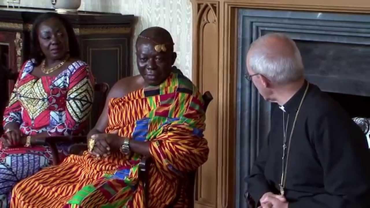Otumfuo's diplomatic passport has expired