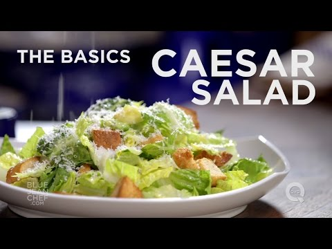 How to Make Caesar Dressing - The Basics on QVC