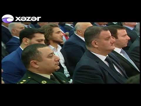 """İlham Əliyev: """"Azərbaycan güclü idman dövlətidir"""""""