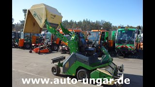 Youtube-Video Amazone Profihopper PH 1250 iDrive Baujahr 2015 - Hochentleerung