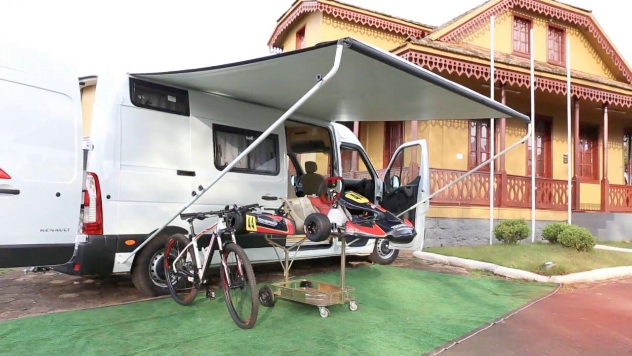 & Motor Home Motocross - YouTube