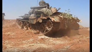Battles for South Syria | July 5th 2018 | Images and updates from Daraa province