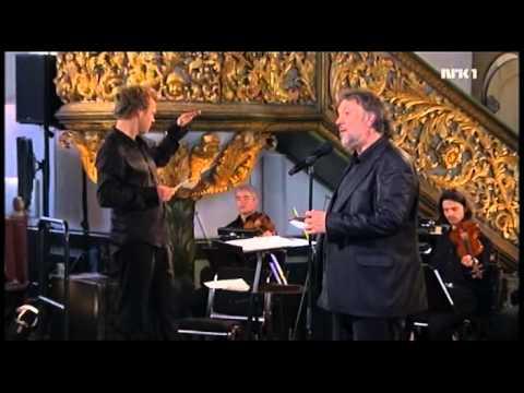 Bjørn Eidsvåg - Evig hvile (minnekonserten i Oslo domkirke)