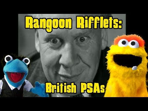Rangoon Rifflets | British PSAs