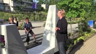 Ductal Public Art | Ecosomo | Sfu
