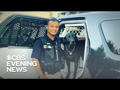 Cop's murder sparks immigration debate in California