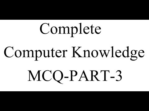 General Engineering mcq # Computer fundamental MCQ