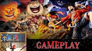 Vídeo One Piece: Pirate Warriors 4