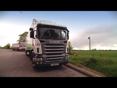 Driving and Working Time HGV