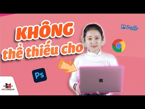 Mua MacBook M1 và các phần mềm cần thiết nên cài đặt