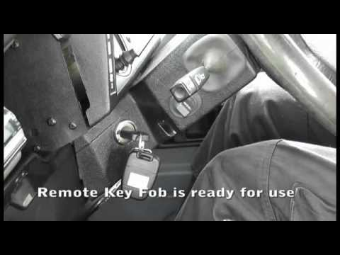 Land Rover Defender Watch How To Programme a Key Fob Yourself
