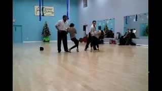 Zabor Dance Bachata Performance
