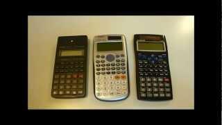 طريقة اعادة تهيئة ضبط الآلة الحاسبة - مهم جداً للطلاب