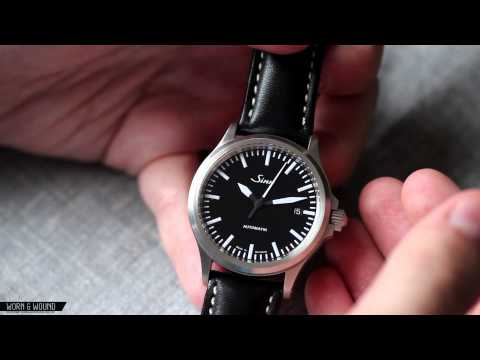 WORN&WOUND: SINN 556I REVIEW