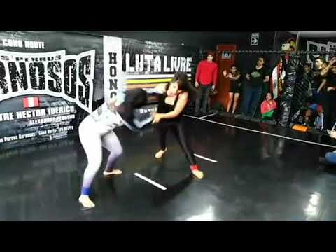 Sugey Yap vs Melissa Santos ( Semi Final: Catg: Absoluto Femenino )
